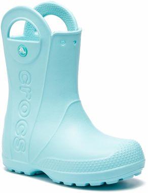 Gumáky CROCS - Handle It Rain Boot Kids 12803 Ice Blue a67f7edaafb