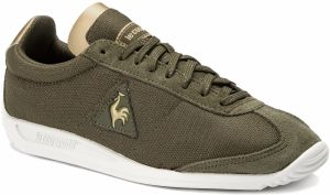 Sneakersy LE COQ SPORTIF - Quartz W Pu Metallic 1910775 Olive Night/Rose Gold