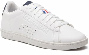 Sneakersy LE COQ SPORTIF - Courtset Sport 1910035 Optical White Dress Blue 76e5a3fe63a