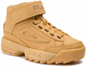 Sneakersy FILA - D2 Disruptor Clay Mid Wmn 1010534.EDU Chipmung