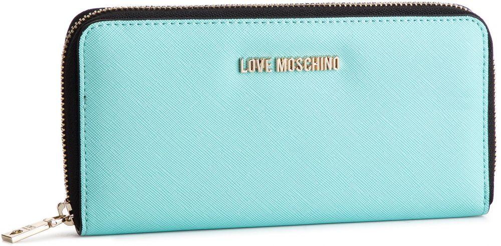 764522c64 Veľká Peňaženka Dámska LOVE MOSCHINO - JC5552PP06LQ0700 Azzurro ...