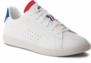 Sneakersy LE COQ SPORTIF - Courtset Gs Sport 1910310 Optical White/Cobalt