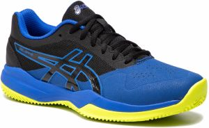 Topánky ASICS - Gel-Game 7 Clay/Oc 1041A046 Black/Illusion Blue 009