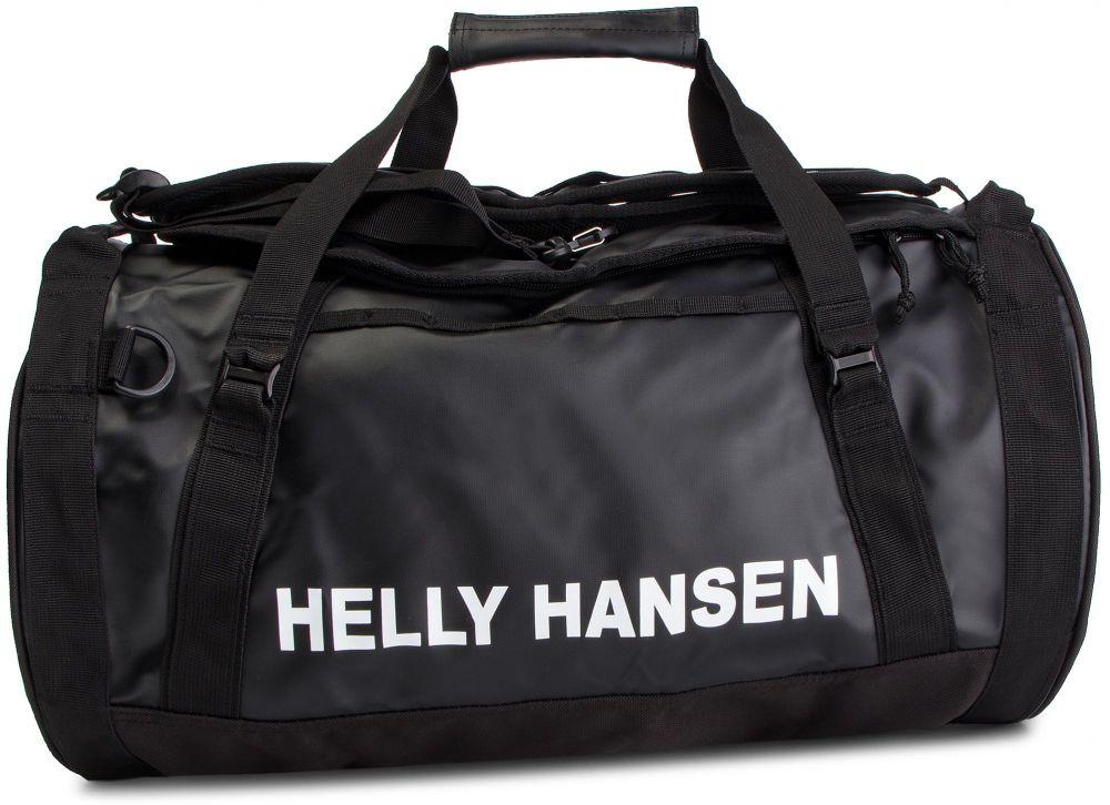 8dcdcd1d3a Taška HELLY HANSEN - HH Duffel Bag 2 68006-990 Black 990 značky ...