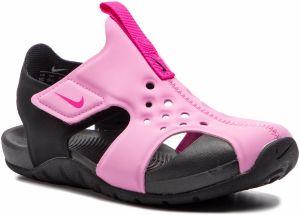 Sandále NIKE - Sunray Protect 2 (PS) 943826 602 Psychic Pink Laser Fuchsia 8128e3c0f13