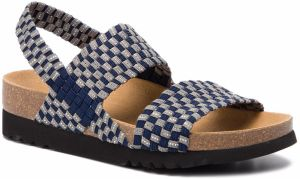 Sandále SCHOLL - Kaory Sandal F27033 1813 360 Blue/Light Grey