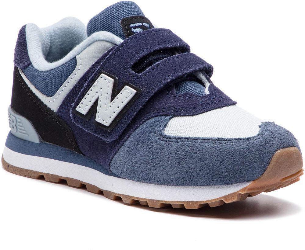 4ffbb89692c41 Sneakersy NEW BALANCE - YV574MLA Tmavo modrá značky New Balance - Lovely.sk