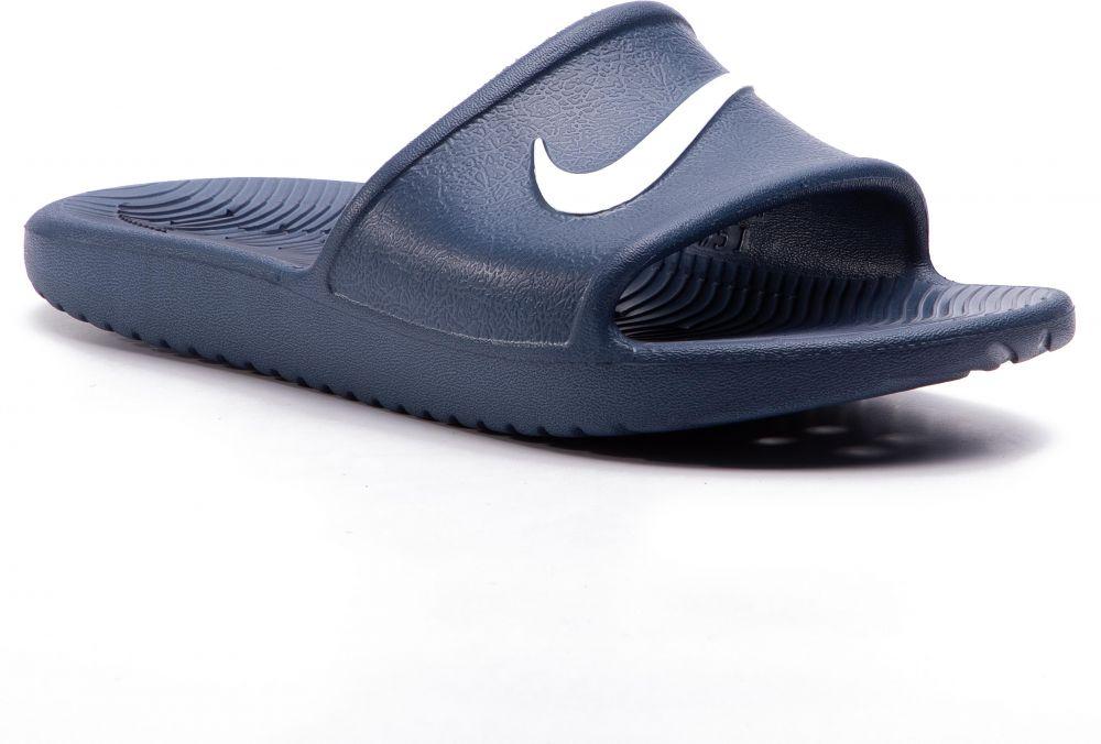 a2ab117bd91c Šľapky NIKE - Kawa Shower (GS PS) BQ6831 401 Navy White značky Nike -  Lovely.sk