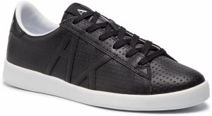 Sneakersy ARMANI EXCHANGE - XUX016 XCC03 K001 Black/Black