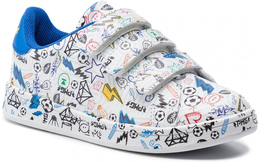 e679199284c3b Sneakersy PRIMIGI - 3452411 Stampa/Bian značky Primigi - Lovely.sk