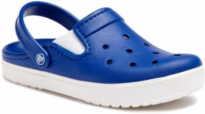 Šľapky CROCS - City Lane Clog Cerulean Blue/White