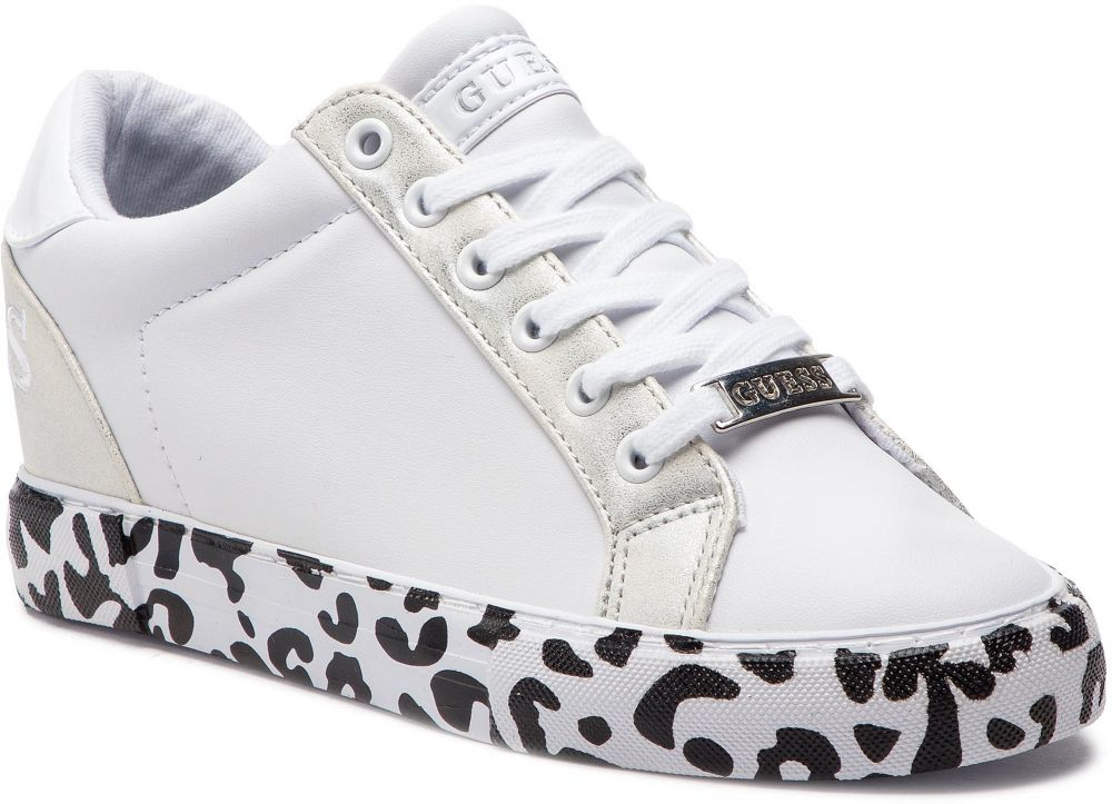 4af9005579568 Sneakersy GUESS - FL5PAX ELE12 WHITE značky Guess - Lovely.sk