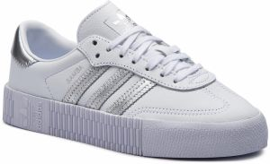 Topánky adidas - Sambarose W EE9017 Ftwwht/Silvmt/Cblack