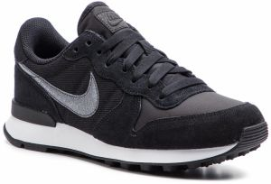 Topánky NIKE - Internationalist We AT0075 001 Black/Black/White
