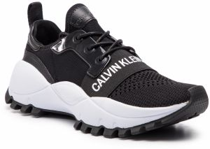 Sneakersy CALVIN KLEIN JEANS - Talula R7813 Black