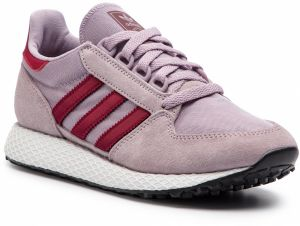 Topánky adidas - Forest Grove W CG6111 Sofvis/Cburgu/Cwhite
