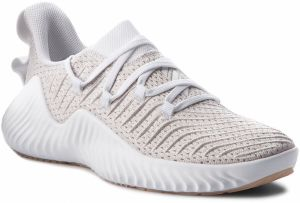 Topánky adidas - Alphabounce Trainer W B75780 Ftwwht/Ftwwht/Ashpea