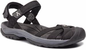5f44b7963b74 Sandále KEEN - Kaci Ana T Strap Sandal 1020443 Black značky Keen ...
