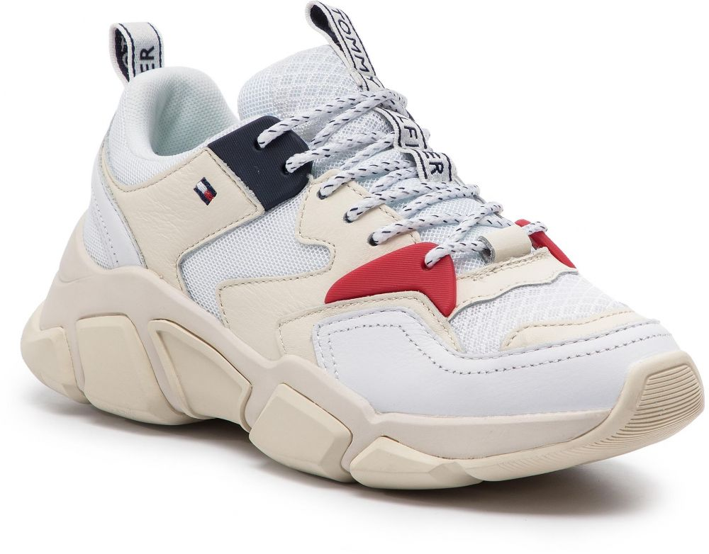 Sneakersy TOMMY HILFIGER - Wmn Chunky