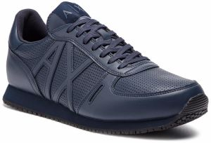 Sneakersy ARMANI EXCHANGE - XUX017 XCC04 00285 Navy