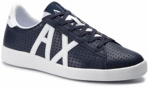 Sneakersy ARMANI EXCHANGE - XUX016 XCC03 K463 Navy/Optical White