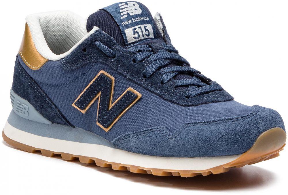06b5c788790ff Sneakersy NEW BALANCE - WL515FNE Tmavo modrá značky New Balance - Lovely.sk
