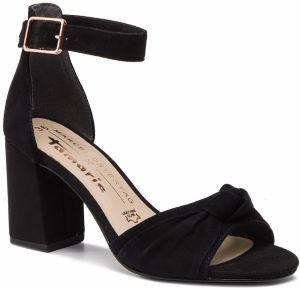 f421d80a28c4f Tamaris Dámske sandále 1-1-28396-20-005 Black/White 36 značky ...