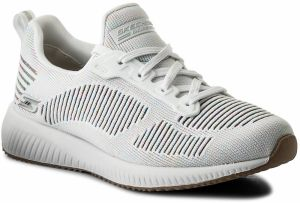 Topánky SKECHERS - BOBS SPORT Multifaceted 31366/WMLT White/Multi