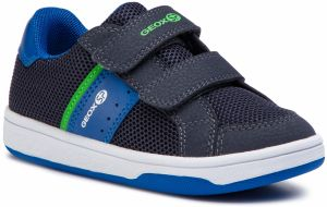 c851aa90a438 Sneakersy GEOX - J Maltin B. A J92G3A 014BU C4226 S Navy Royal