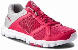 Topánky Reebok - Yourflex Trainette 10 Mt CN5653 Rugged Rose/Tin Grey/Wht
