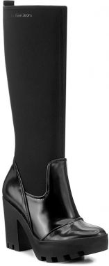 aed325f943 Členková obuv CALVIN KLEIN JEANS - Sasha R0577 Black Black značky ...
