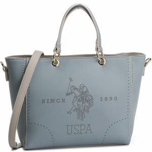 Kabelka U.S. POLO ASSN. - Barrington S D. Handle Bag BEUBA0393WVP/213 Light Blue