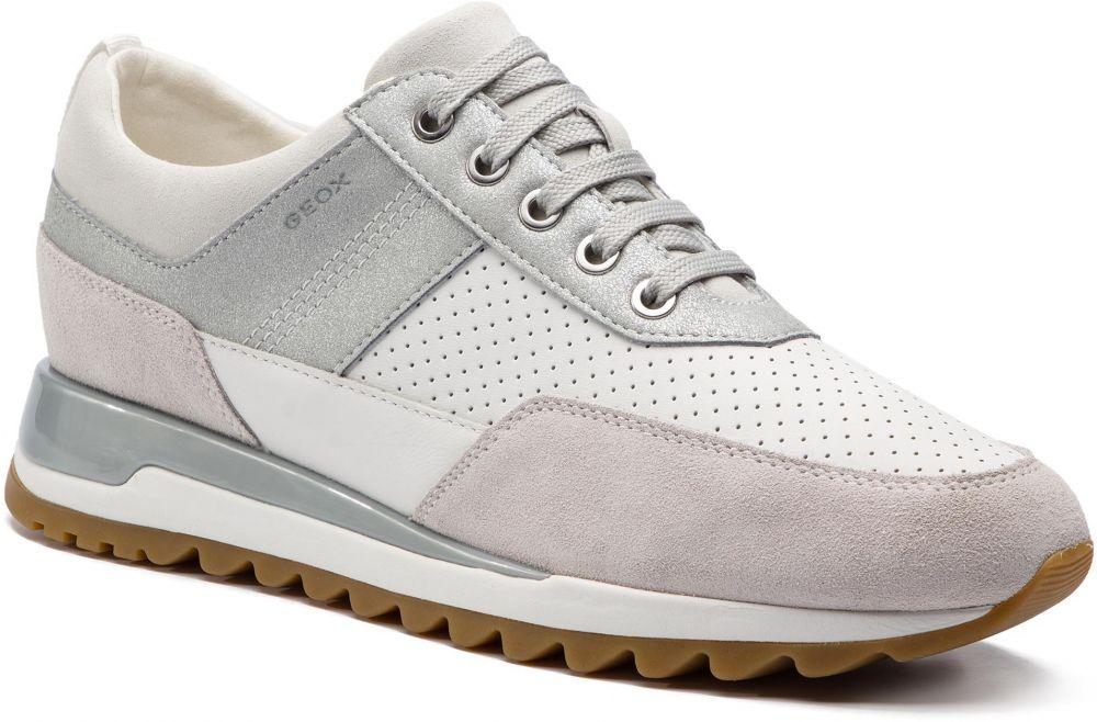 c7ee9c115ba4f Sneakersy GEOX - D Tabelya B D84AQB 085BN C1343 White/Azure značky ...