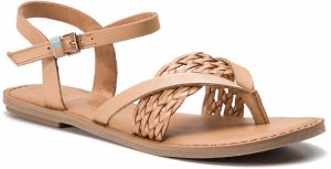 Sandále TOMS - Lexie 10013445 Honey Leather