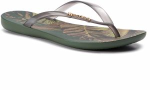 69aa31700186 Žabky IPANEMA - Wave Tropical III Fem 82687 Green Smoke 22801