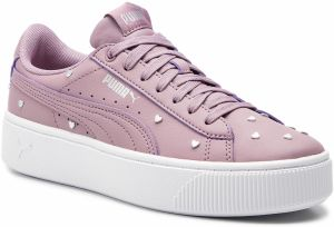 Sneakersy PUMA - Vikky Stacked Studs 369636 02 Elderberry/Elderberry