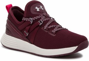 Topánky UNDER ARMOUR - Ua W Breathe Trainer 3021335-500 Red