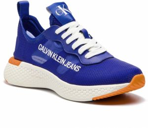 Sneakersy CALVIN KLEIN JEANS - Alban S0583 Nautical Blue