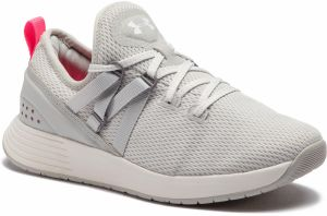Topánky UNDER ARMOUR - Ua W Breathe Trainer 3021335-100 Gry