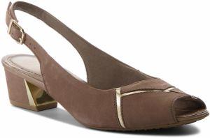 7a57bb0c80c9 Sandále SCHOLL - Gloria F27091 1184 350 Dk Taupe