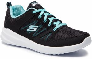 Topánky SKECHERS - Skybound 12995/BKTQ Black/Turquoise