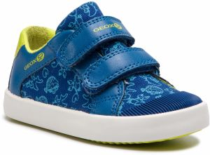 Sneakersy GEOX - B Gisli B. A B821NA 01054 CK43S S Royal/Lime Green