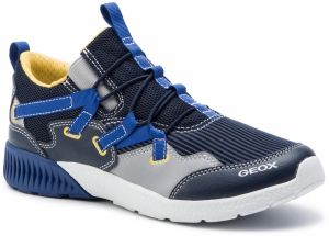 Sneakersy GEOX - J Sveth B. A J926PA 014BU C4226 D Navy/Royal