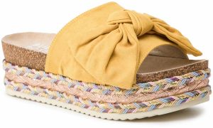 Espadrilky BULLBOXER - 886014F1T Old Yellow