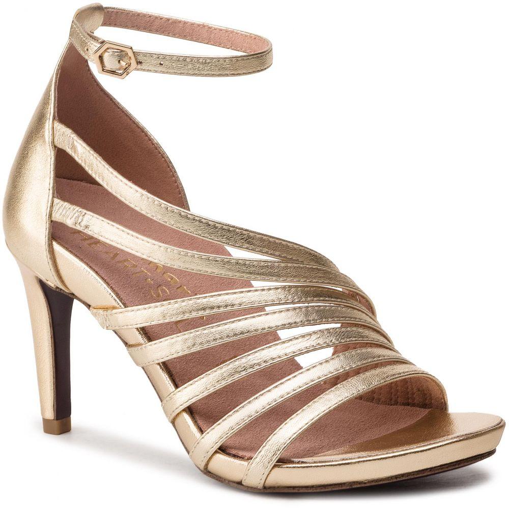e3faf54767c0 Sandále TAMARIS - 1-28303-22 Gold 940 značky Tamaris - Lovely.sk