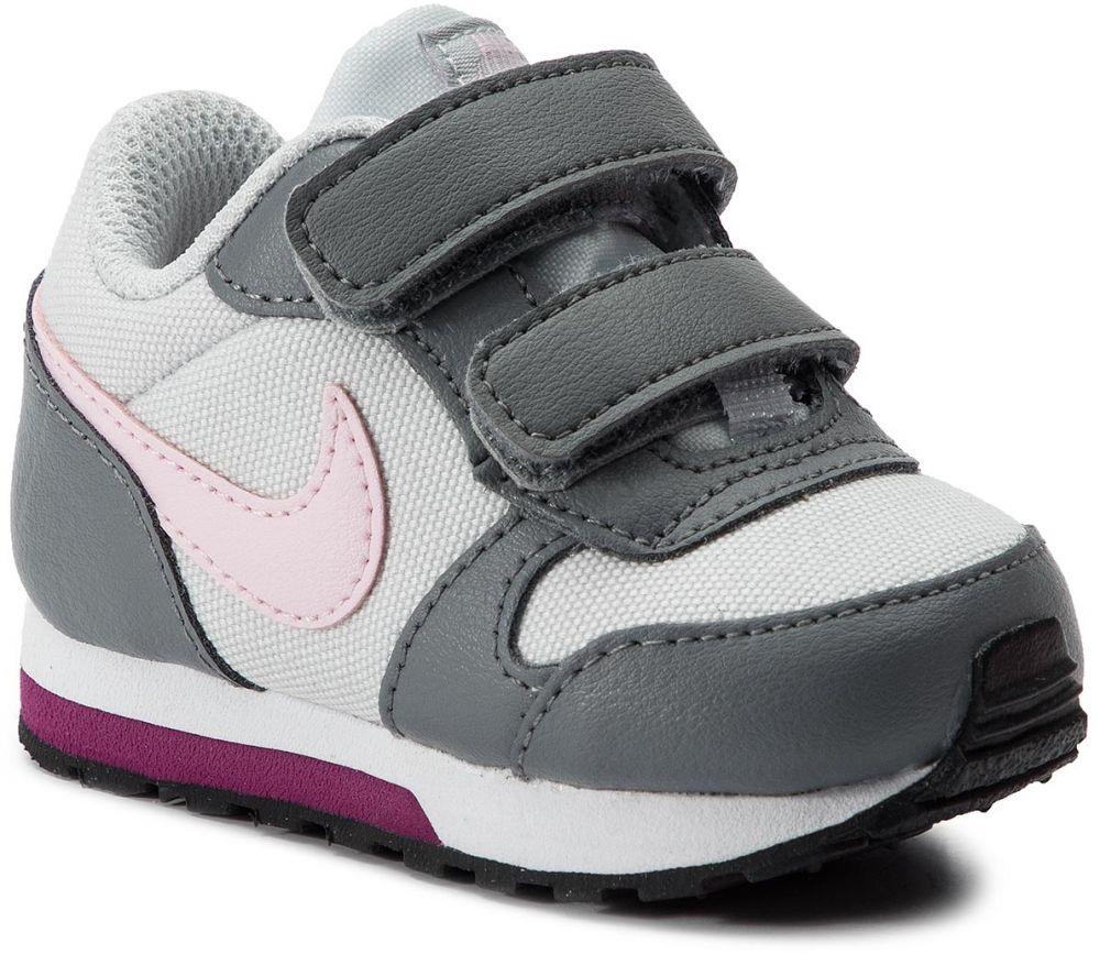 81201b80037ec Topánky NIKE - Md Runner 2 (TDV) 807328 017 Pure Platinum/Pink Foam značky  Nike - Lovely.sk