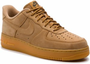 Topánky NIKE - Air Force 1 '07 Wb AA4061 200 Flax/Flax/Gum Light Brown