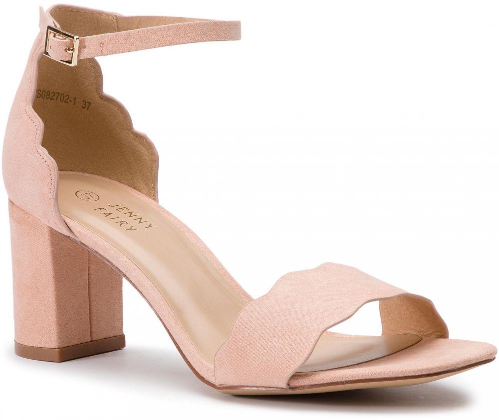 6bb55f227683 Sandále JENNY FAIRY - WS082702-1 Ružová značky Jenny Fairy - Lovely.sk