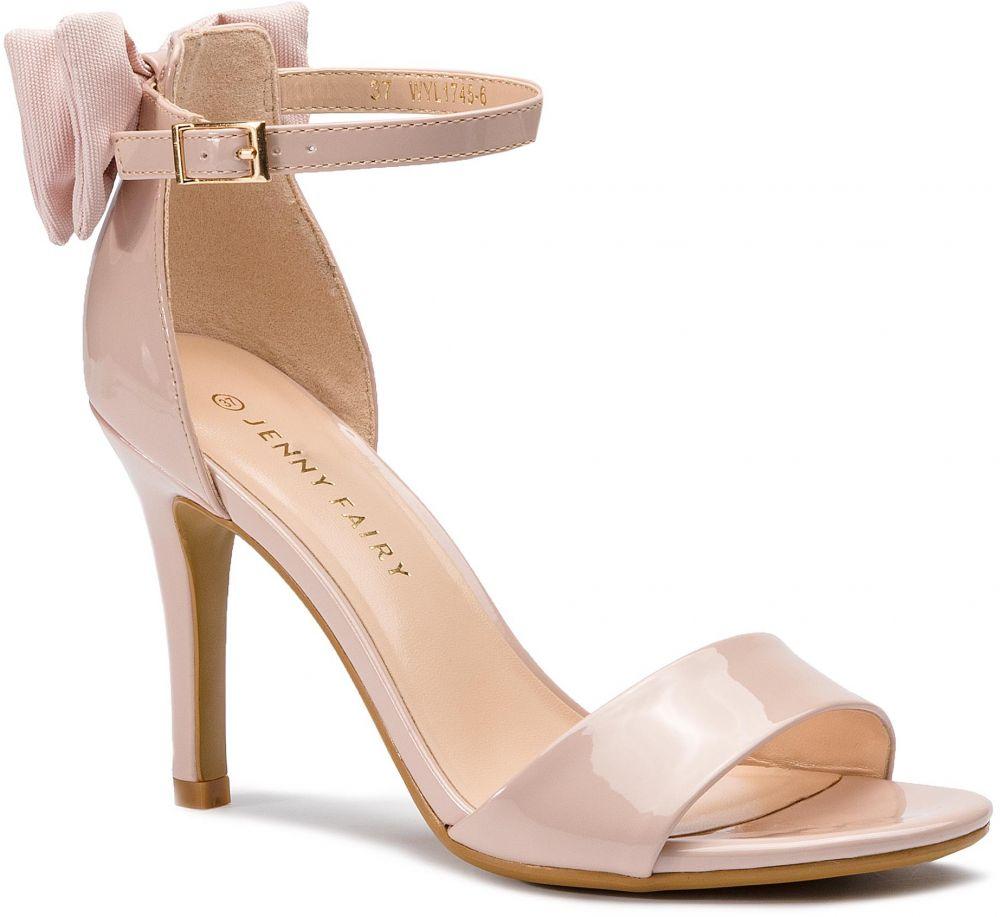 e58f1111fb50 Sandále JENNY FAIRY - WYL1745-6 Pink značky Jenny Fairy - Lovely.sk