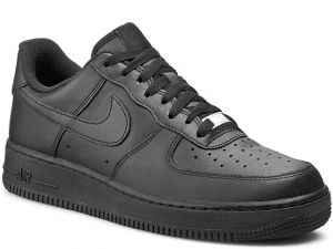 Topánky NIKE - Air Force 1 '07 315122 001 Black